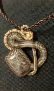 My soutache: Сутажные украшения от Элины Бахур