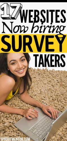 Taking online surveys in one these legit survey sites that pay is one of the simplest ways to make money online during your spare time. It is even an ideal work from home job for lazy people. #Onlinejobs #makemoneyonline #sidejobs #workfromhomejobs #money #finance #surveys #onlinesurveys #paidsurveysites #makemoneysurveys