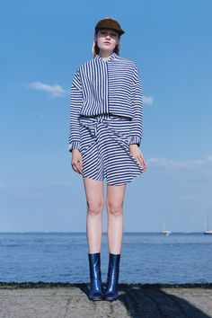 Christian Wijnants | Resort 2015 Collection | Style.com