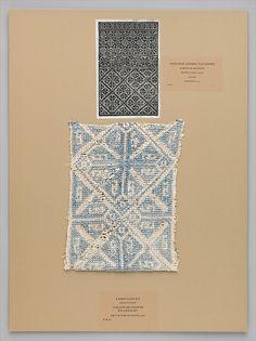 Piece, Linen, Italian or German Fabric Embellishment, Embellishments, Embroidery Fabric, Embroidery Patterns, Medieval Embroidery, Renaissance Fashion, Handicraft, German, Cross Stitch