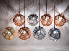 Tom Dixon Etch Pendelleuchte Kupfer bekommt ihr bei http://www.flinders.de/tom-dixon/ #tomdixon #etch #leuchte #lampe