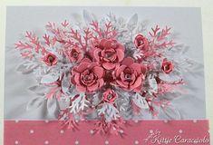 KC Martha Stewart Punch Flowers and Foliage 2 Close