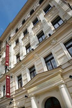 Best Western Premier Hotel Royal Palace *****, Prague