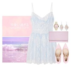 """Pastel perfect"" by glitterlovergurl ❤ liked on Polyvore featuring Rosamosario, Sophia Webster, Henri Bendel, Arizona, women's clothing, women, female, woman, misses and juniors"
