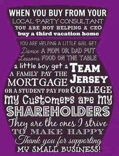 Thank you to all of my customers for supporting my business and my dreams! #scentsy