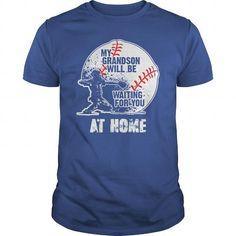 My grandson  baseball - Hot Trend T-shirts