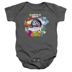 2aa9ef00 Infant Comic Clothing · Amazing World Of Gumball - Happy Place Infant  Snapsuit