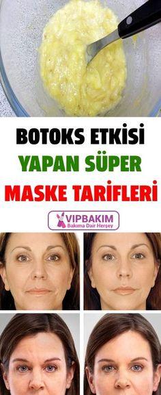 Botoks Etkisi Yapan Süper Maske Tarifleri Super Mask Recipes with Botox Effect Best Skincare Products, Homemade Beauty Products, Oily Skin Care, Skin Care Tips, Salt Scrub Recipe, Makeup Tips, Eye Makeup, Beauty Makeup, Metallic Lipstick