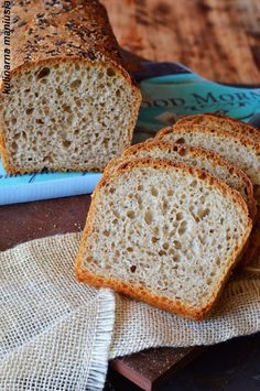 Banana Bread, Baking, Desserts, Recipes, Impreza, Food, Breads, Bread Baking, Cooking