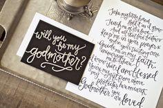 asking godparents wording | dromibi.top More