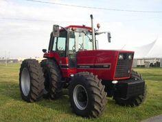 Case Ih Tractors, Big Tractors, Farmall Tractors, Red Tractor, Ford Tractors, Vintage Tractors, Vintage Farm, International Tractors, International Harvester