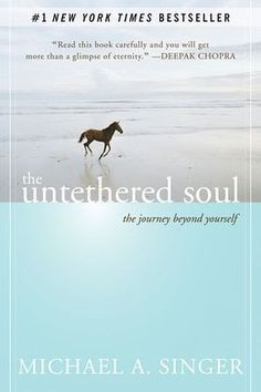 The Untethered Soul: The Journey Beyond Yourself   Who are you? When you start to explore this question, you find out how elusive it really is. Are you a physical body? A collection of experiences and memories? A partner to relationships? Each time you consider these aspects of yourself, you realize that there is much more to you than any of these can define.
