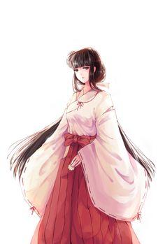 Kikyo! I like her a lot!