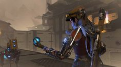Promising Microsoft-Published ReCore Hampered By Long Loading Times On Xbox One