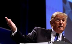 Trump wants to change Republican pro-life plank.