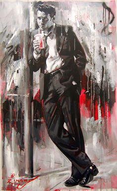 Mr White, Reservoir Dogs''''Zinsky