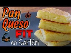 Fitlicioso - YouTube Raw Food Recipes, Dessert Recipes, Cooking Recipes, Healthy Recipes, Desserts, Pan Bread, Cheat Meal, Cheese Bread, Bakery Cakes