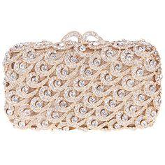 Fawziya® Purses And Handbags For Women Rhinestone Clutch Evening Bag-Gold Fawziya http://www.amazon.com/dp/B00ZWVC6AO/ref=cm_sw_r_pi_dp_dYhbxb05FZ0WA