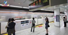 Japão testará um sistema de entregas utilizando as linhas do metrô.