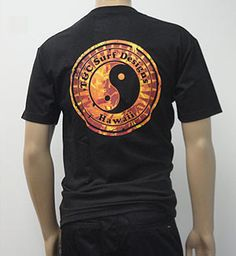 T Surf King of Fire Tshirt