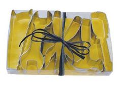Construction Tool Shaped Cookie Cutter Set