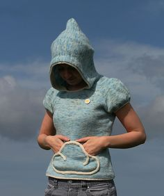 Ravelry: (Get off my) Cloud pattern by Kate Davies