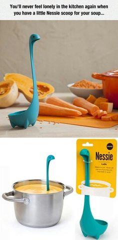 I need this Nessie ladle.