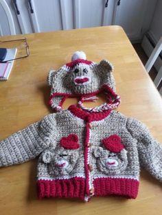 knitting inspirations - crochet designs