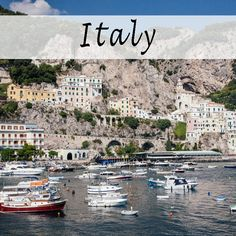 A collection of blog posts, articles and inspirational images of Italy