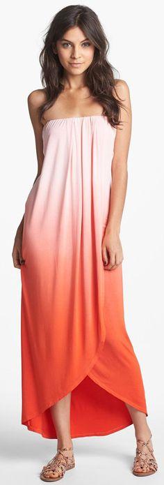 Young, Fabulous & Broke Maxi Dress