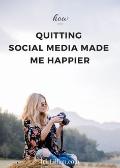 Did Quitting Social