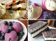 Tipy a triky Gelato, Food And Drink, Cheese, Club, Ice Cream