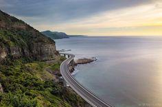 Great drive to Wollongong NSW Australia