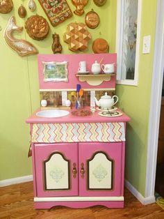 Goldilocks Play Kitchen!!!