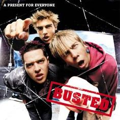 9th favorite band- Busted. Fun fact- The first 2 songs the Jonas Brothers released (Year 3000 and What I Go To School For) are actually Busted songs! If you look at the JB's CD at the writing credits, it notes Charlie Simpson, Matt Willis, and James Bourne. Those 2 songs were 2 of Busted's biggest hits in the early 2000s :)