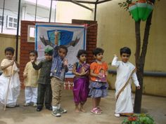 These children are in the age group of 2 and They were motivated to do well both by their teachers and parents Indian Independence Day, Parents, Age, Group, Children, Celebrities, Dads, Young Children, Kids