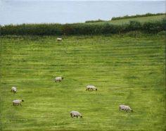 """Saatchi Art Artist Javier  Guadarrama; Painting, """"Podadoras"""" #art"""