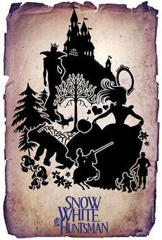 Fan Art from Snow White and The Huntsman [Artist Credit: Dwayne Labuschagne]