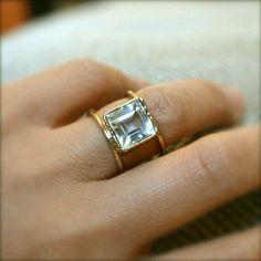 Basic fine cut ring
