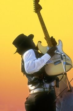 Playing the Blues by Bill Gracey, via Flickr