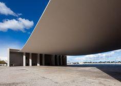 Padiglione Portogallo Lisbona - A. Siza.