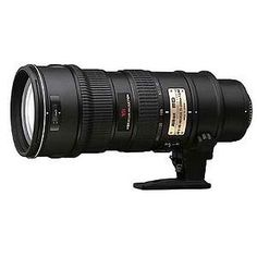 Nikon Nikkor 70-200mm f/2.8G ED-IF AF-S VR Telephoto Zoom Lens | KEH Camera