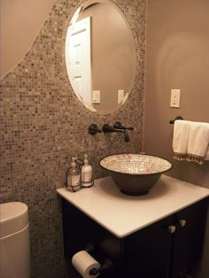 Powder Room Design, Pictures, Remodel, Decor and Ideas - page 13