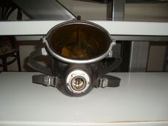 Rebreather diving FF Mask
