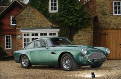 Aston Martin DB4 Sports Racer
