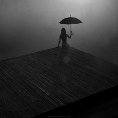White Silence by Pavel Tereshkovets