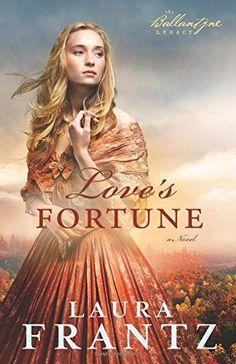 Love's Fortune: A Novel (The Ballantyne Legacy) (Volume 3) by Laura Frantz http://www.amazon.com/dp/0800720431/ref=cm_sw_r_pi_dp_LVGyvb1NPAWPE