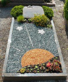 grabgestaltung mit kies – siteminsk, Gartenarbeit ideen