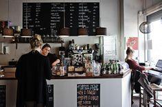 Cortado - Bedste kaffested på Nørrebro