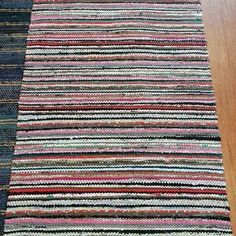 Recycled Fabric, Woven Rug, Old Houses, Recycling, Weaving, House Styles, Videos, Photos, Home Decor